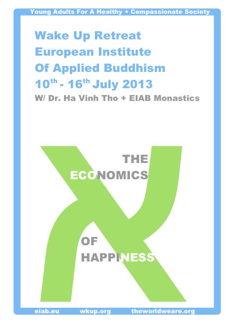 economics of happiness_wake up 2013