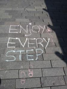 Enjoy Every Step