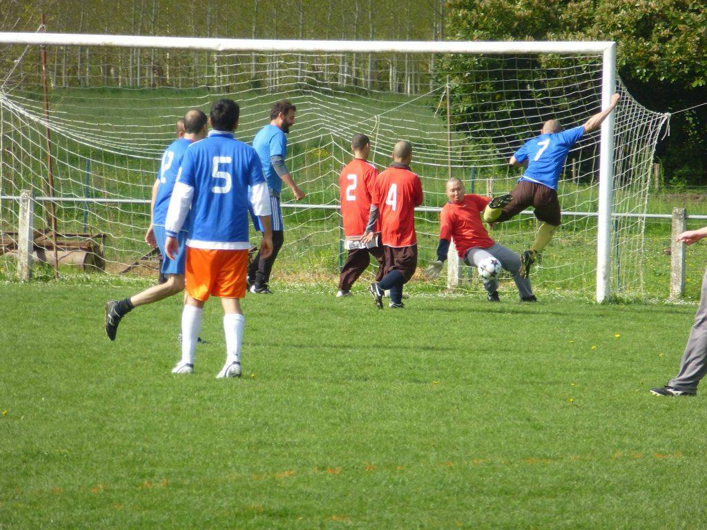 Football in Plum Village