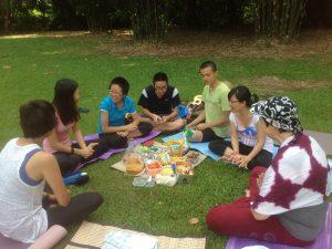 Day of Mindfulness with Wake Up Singapore
