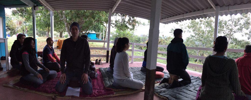 Wake Up Mexico Retreat Meditation